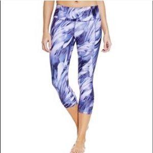 Calia by Carrie Underwood Purple Swirl Leggings